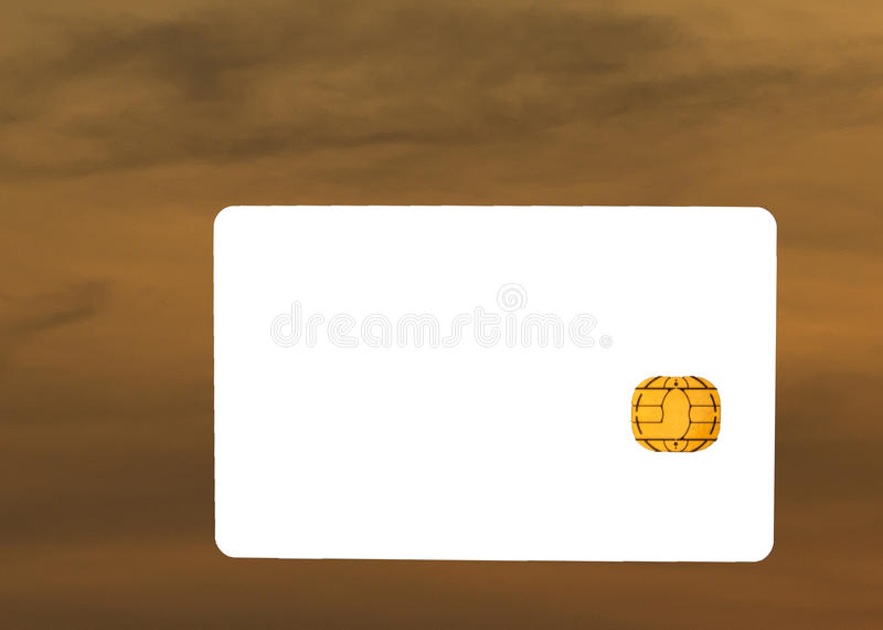 Cartões de microplaqueta novos fotos de stock royalty free