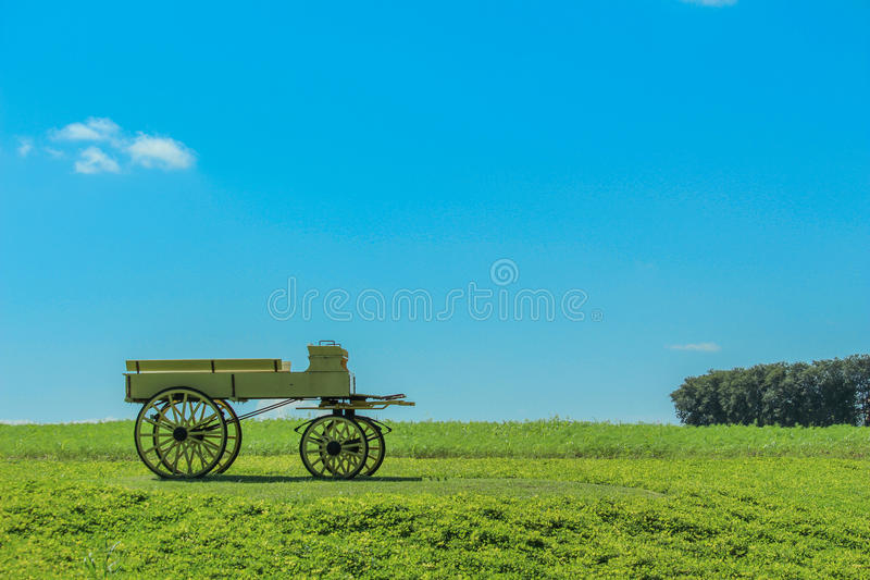 Cart stock photo