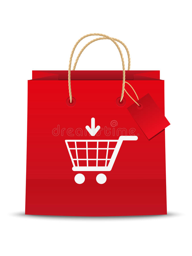 Free Cart Shoping Icon Stock Image - 30074861