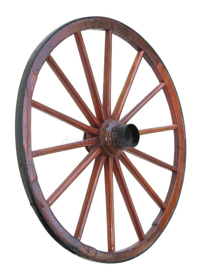 Cart Wheel Royalty Free Stock Image