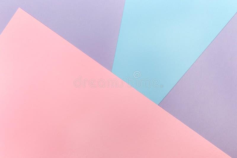 Carta astratta di colore immagini stock