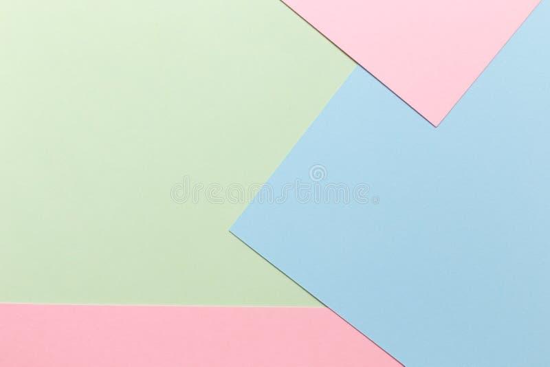 Carta astratta di colore immagini stock libere da diritti
