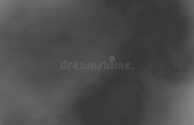 Carta astratta moderna con il modello astratto bianco nero su fondo nero per progettazione della stampa della struttura Modello m royalty illustrazione gratis