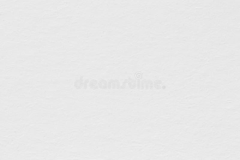 Carta bianca dell'acquerello con struttura Fondo verticale per il pai fotografie stock libere da diritti