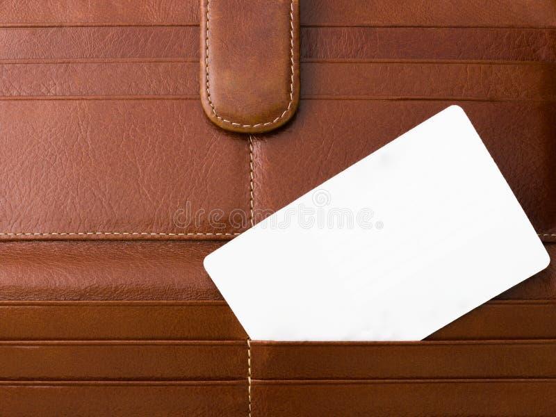 Download Carta Bianca Sulla Borsa Di Brown Immagine Stock - Immagine di commercio, carta: 30829907