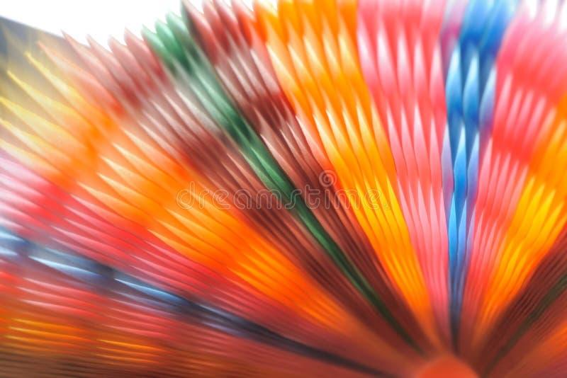 Download Carta Colourful Vaga Su Fondo Fotografia Stock - Immagine di piegato, colore: 56892052