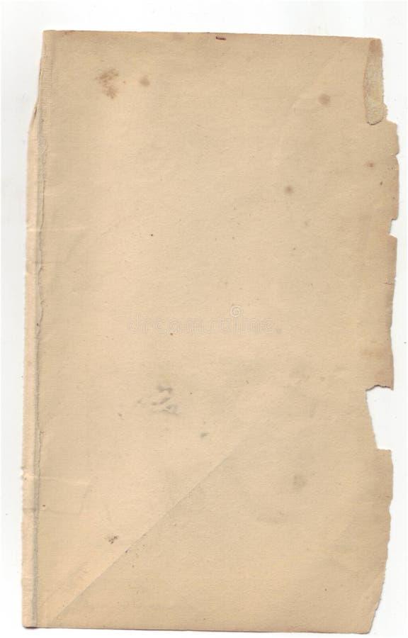 Carta comune fotografie stock