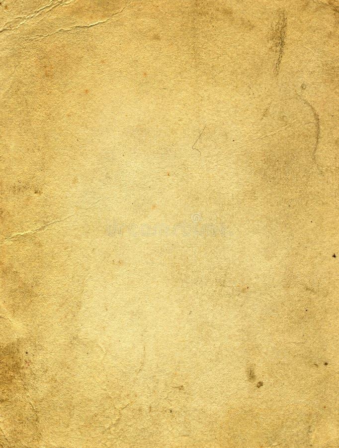 Carta d'annata fotografie stock libere da diritti