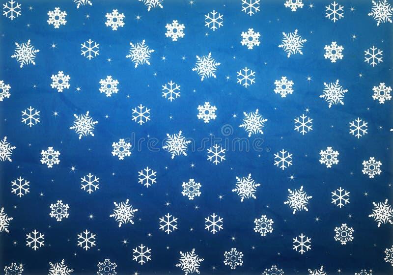Carta da imballaggio di Natale immagini stock libere da diritti