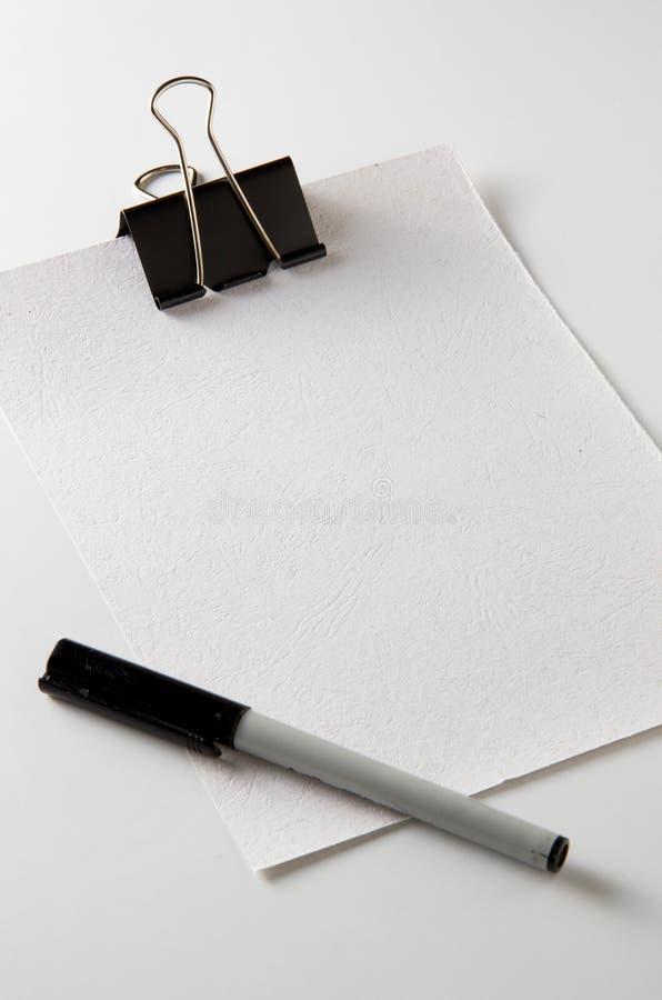 Carta da lettere fotografie stock libere da diritti