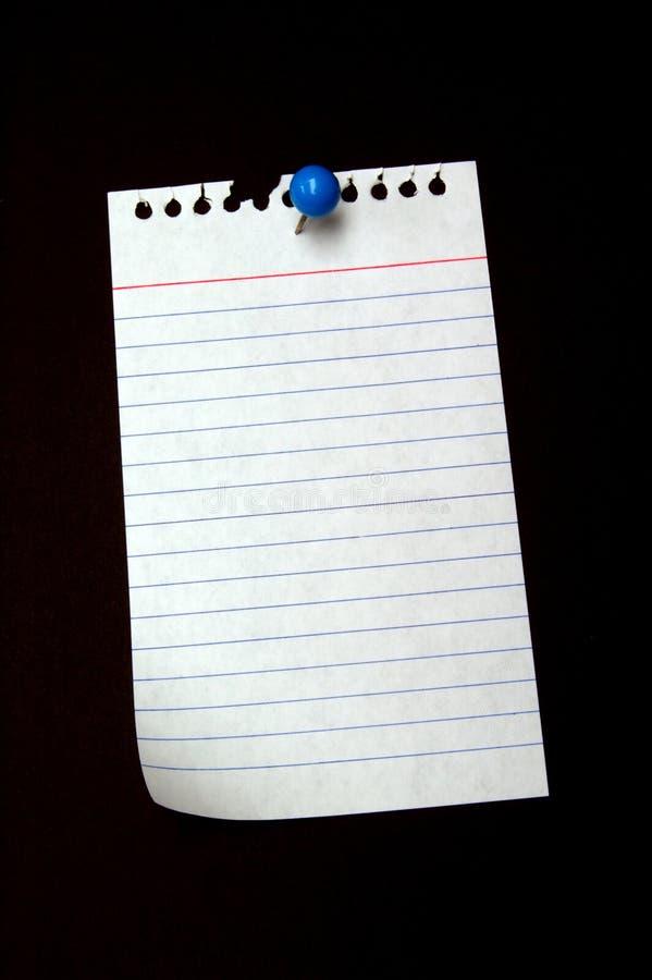 Carta da lettere immagine stock