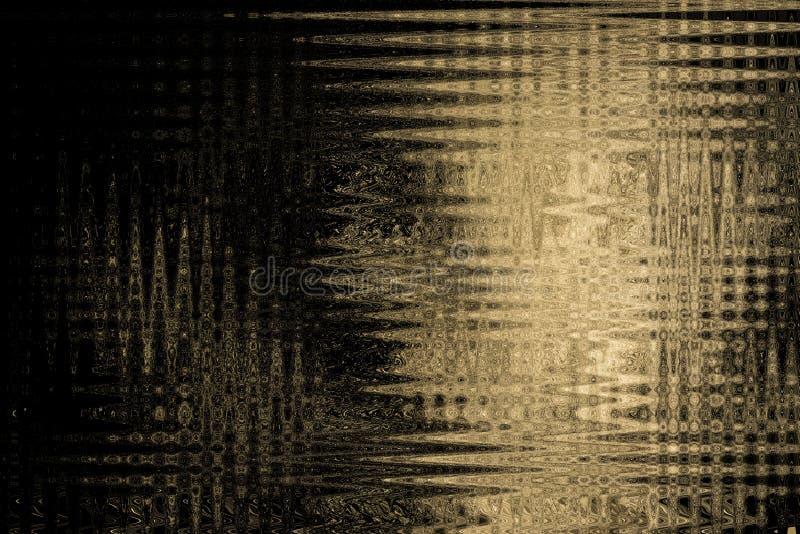 Carta da parati astratta fantastica Polvere di stella illustrazione vettoriale