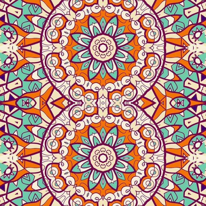 Carta da parati colorata luminosa indiana di ornametral for Carta da parati colorata