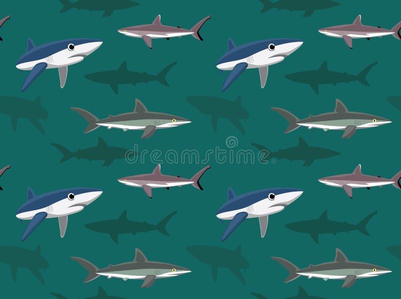 Carta da parati 14 degli squali royalty illustrazione gratis