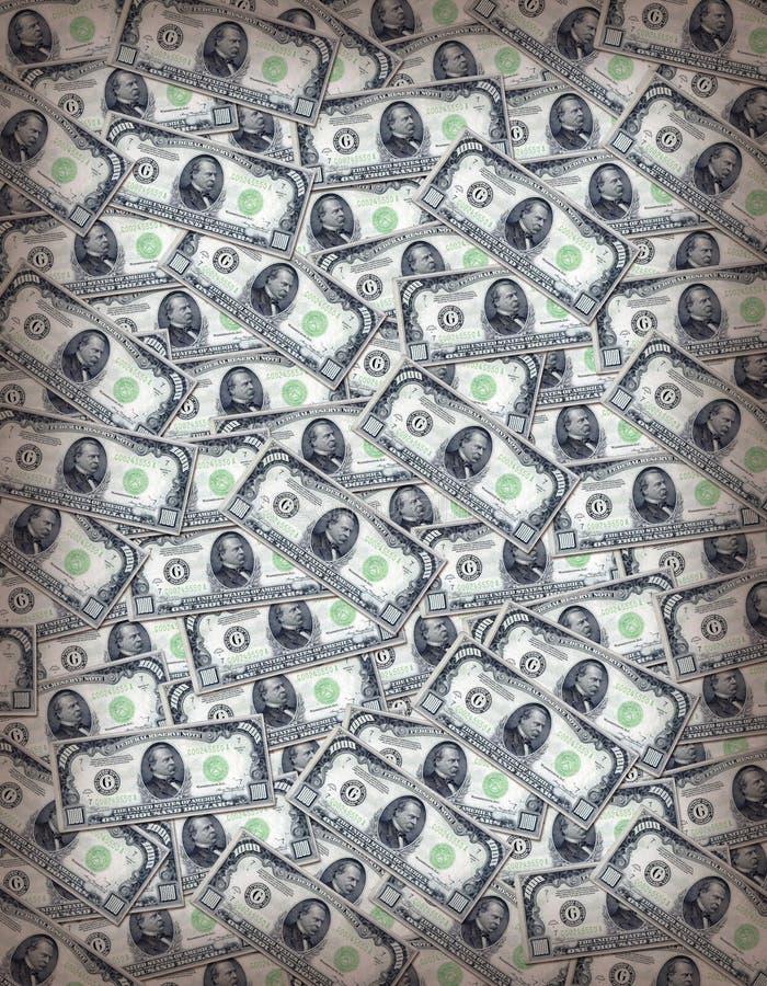 Carta da parati dei soldi illustrazione vettoriale for Parati economici