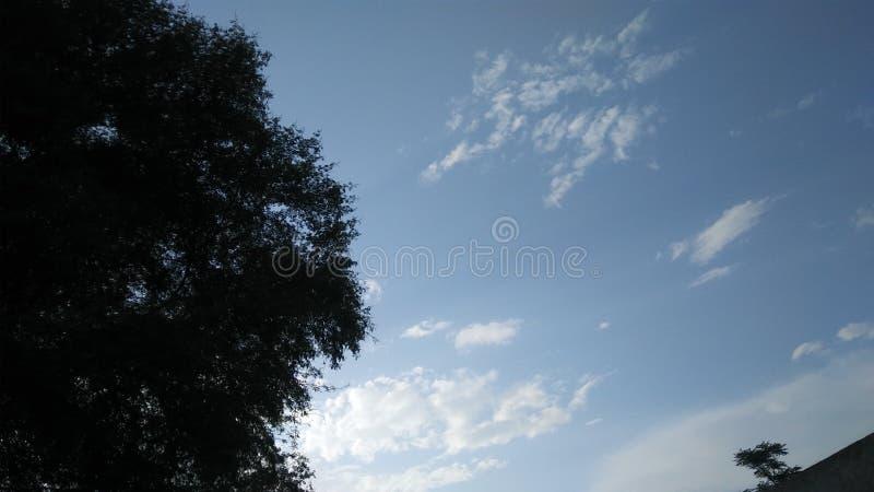 Carta da parati del cielo immagini stock libere da diritti