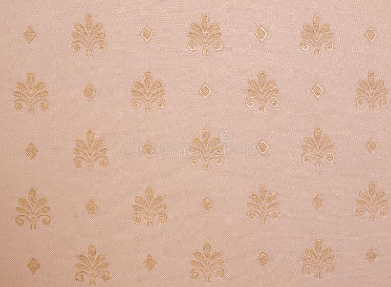Carta da parati di seta fotografia stock immagine di for Carta parati elegante