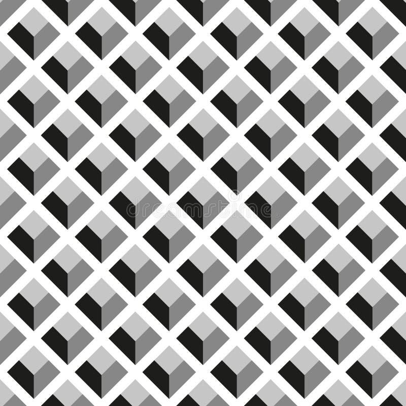 Carta da parati senza cuciture di Art Deco Pattern Texture Background royalty illustrazione gratis