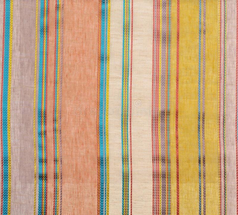 Carta da parati a strisce del tessuto fotografia stock for Stock carta da parati