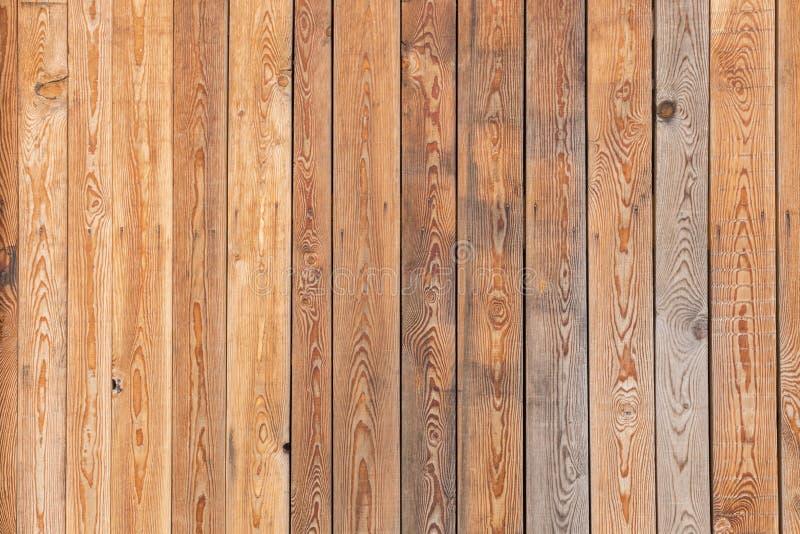 Carta da parati strutturata di Brown e del fondo di legno fotografie stock