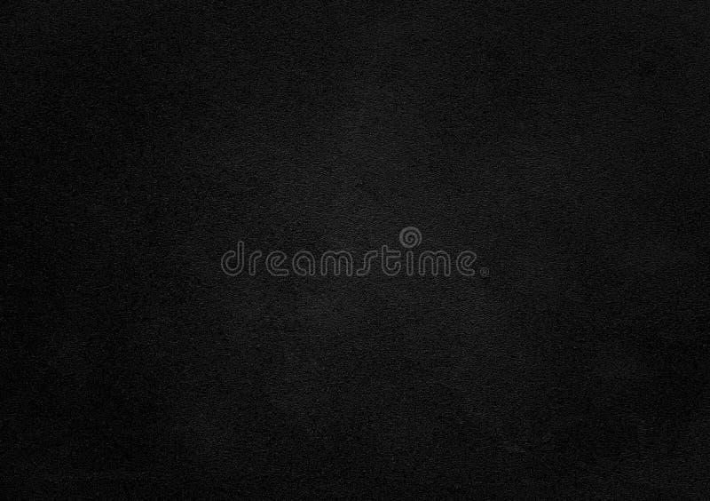 Carta da parati strutturata nera del fondo per progettazione fotografia stock