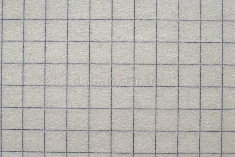 Carta del taccuino immagine stock