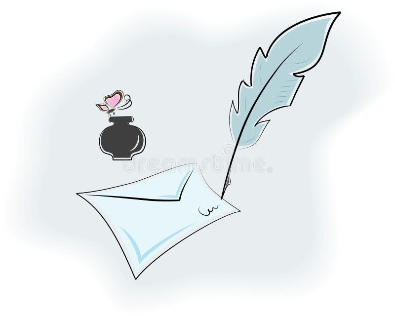 Carta del vector libre illustration
