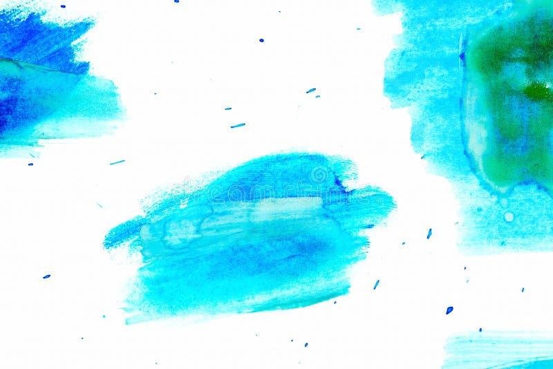 Carta dell'acquerello fotografia stock libera da diritti