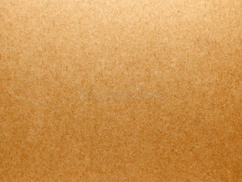 Carta di Brown immagini stock libere da diritti