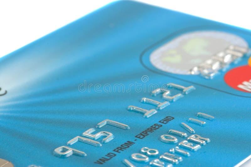 Carta di credito immagine stock libera da diritti