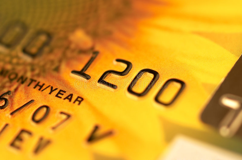 Carta di credito nella macro
