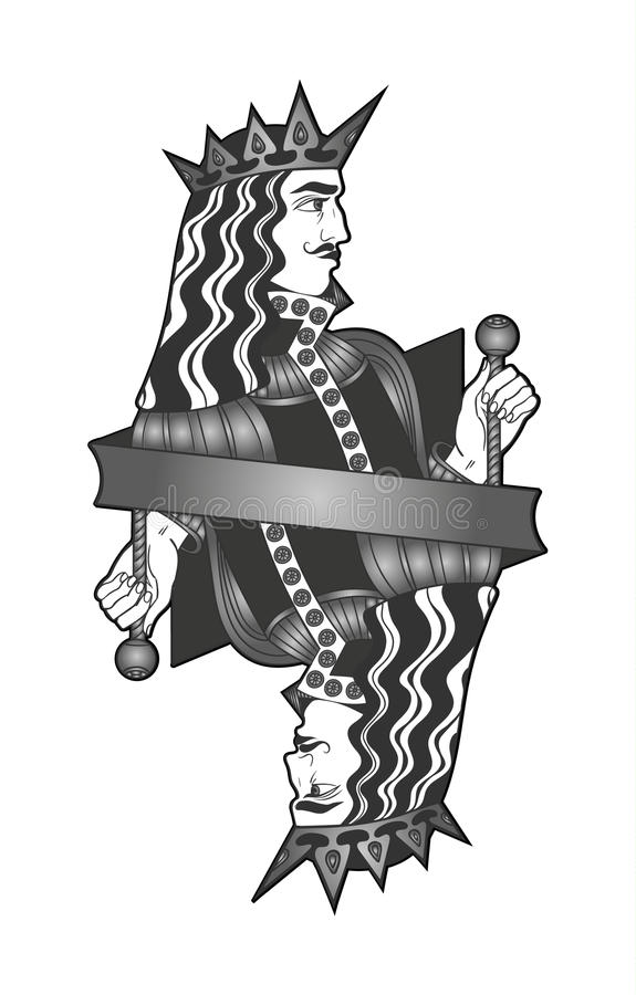 Carta Jack royalty illustrazione gratis