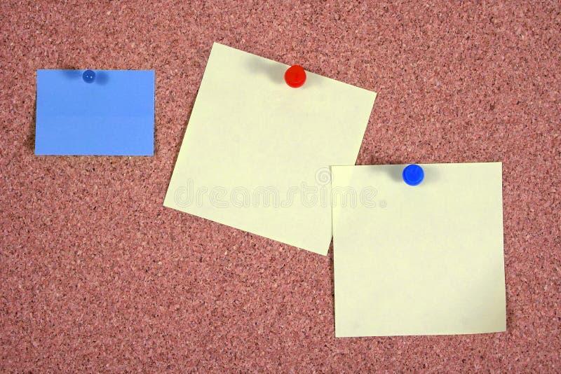 Carta per appunti immagine stock libera da diritti
