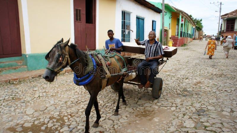 Cartage в 2його столетие стоковая фотография