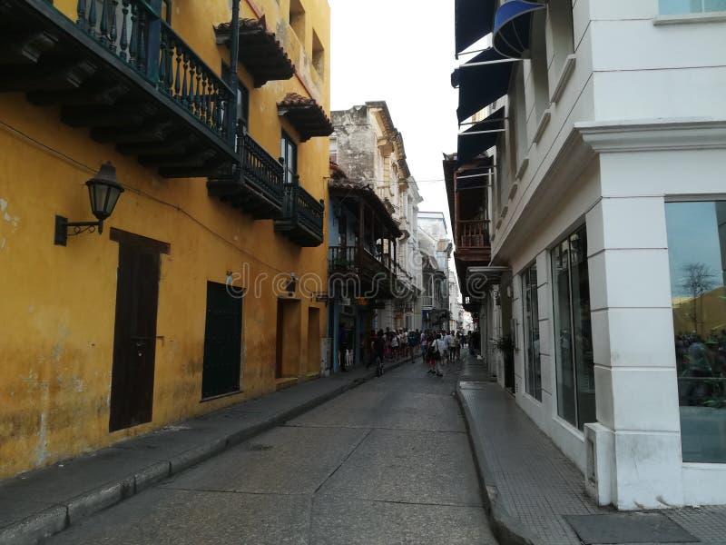 Cartagena стоковое фото rf