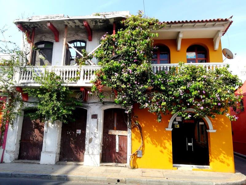 Cartagena, Колумбия стоковое фото rf