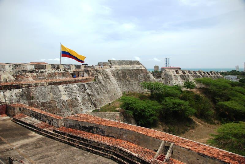 cartagena Колумбия стоковые изображения rf