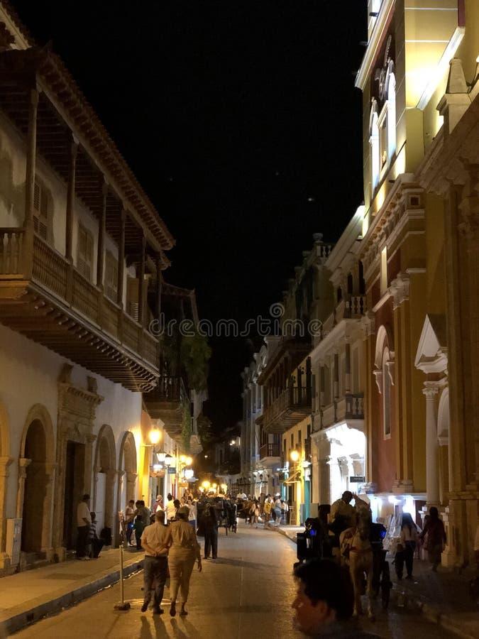 Cartagena imagem de stock
