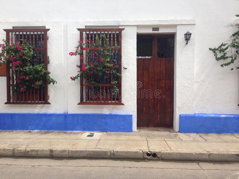 Cartagena arkivfoto