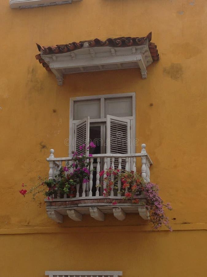 Cartagena royaltyfri fotografi