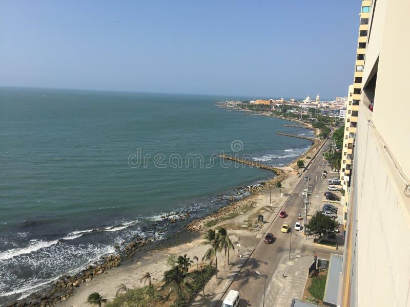 Cartagena stockfoto