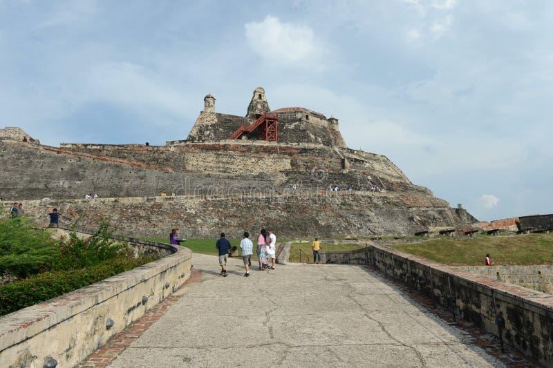 Cartagena. Colômbia imagens de stock royalty free