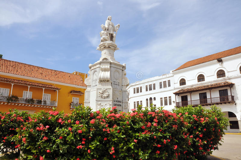 Download Cartagena, Colombia stock image. Image of exterior, colon - 17285405