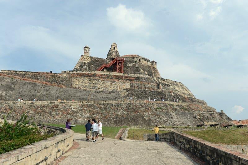 Cartagena. Colombia royalty-vrije stock fotografie