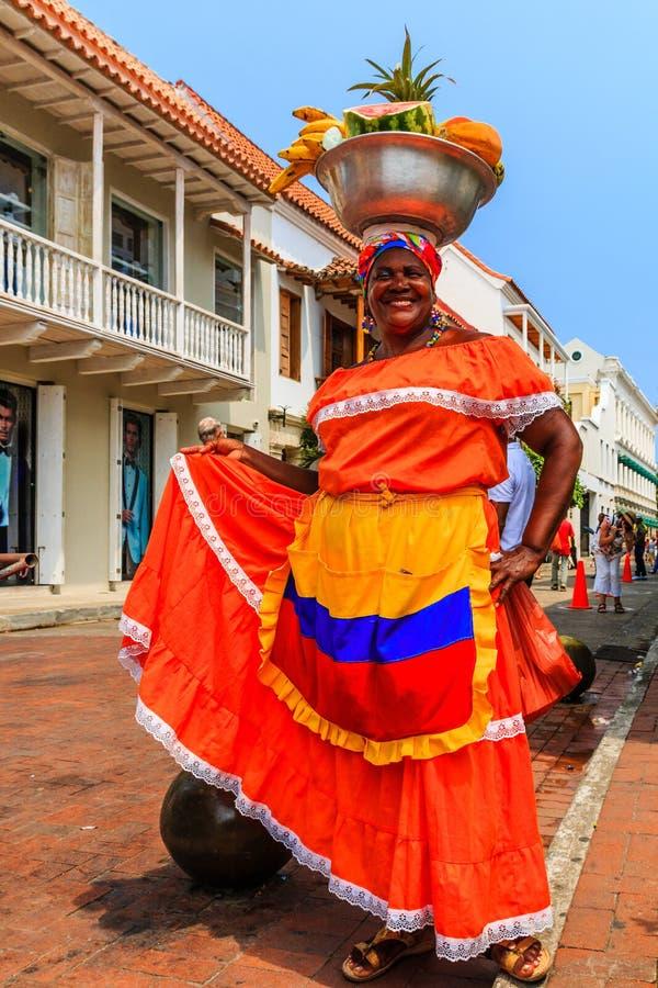 cartagena Colombia zdjęcie royalty free