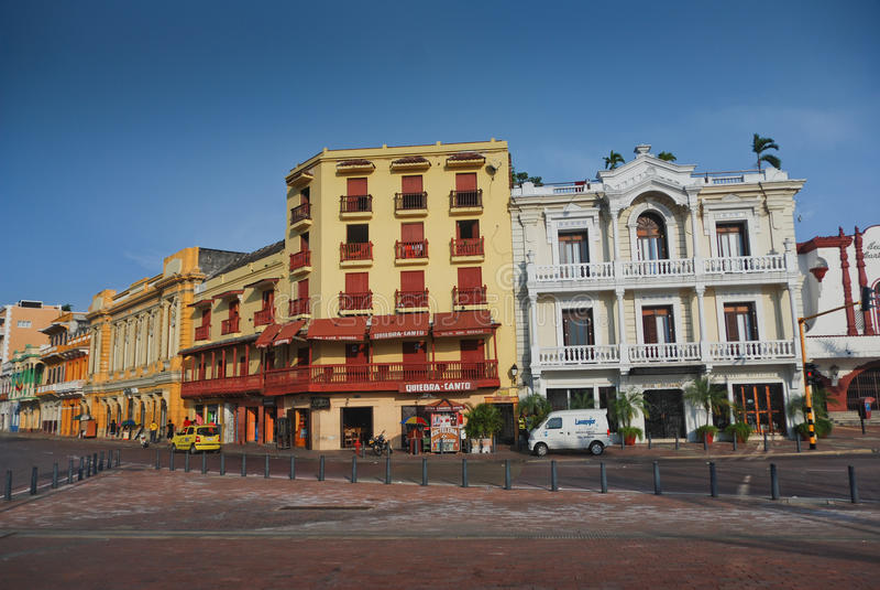 Cartagena, Colombia stock photography