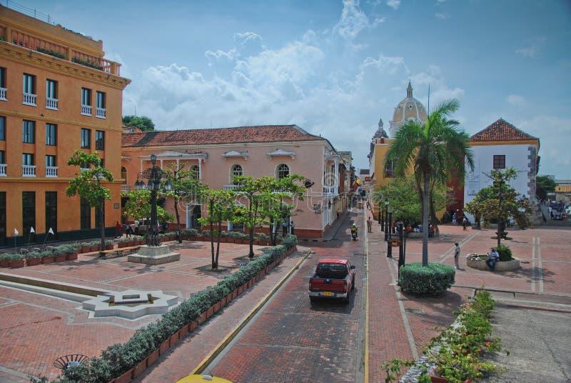 Cartagena, Colombia royalty free stock photography