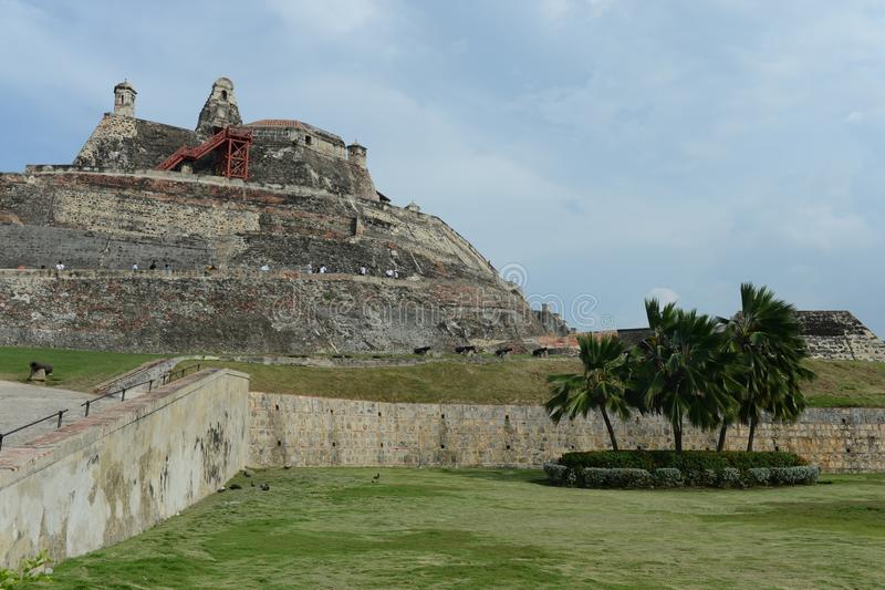 Cartagena. Colombia royalty free stock photos
