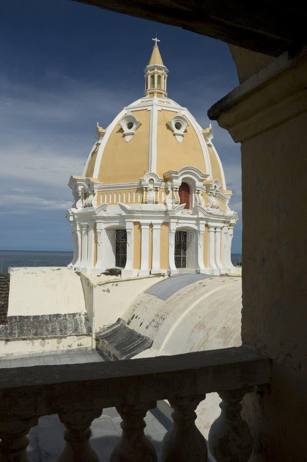 Cartagena de Indias foto de stock royalty free