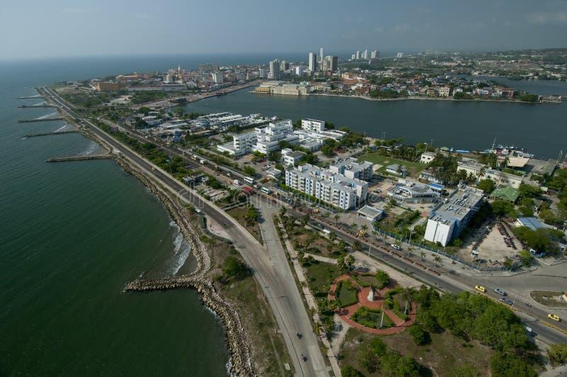 Cartagena de Indias fotos de stock royalty free